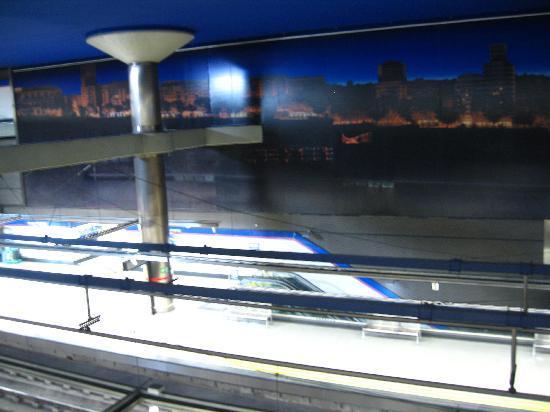 มาดริด, สเปน: metro madrid