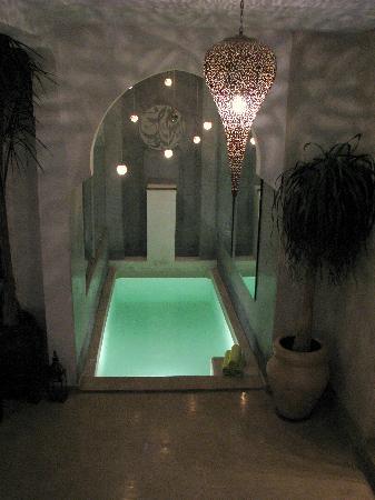 Plunge Pool Riad Chayma
