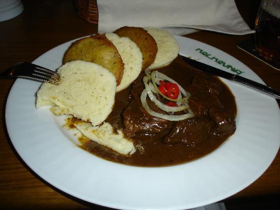 V Kolkovne Restaurant: Goulash