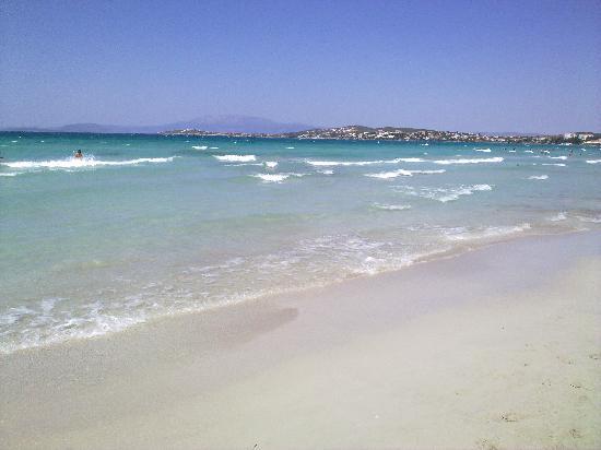 Sheraton Cesme Hotel Resort & Spa: la spiaggia