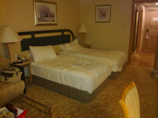 Sheraton Cesme Hotel Resort & Spa: il molo di notte
