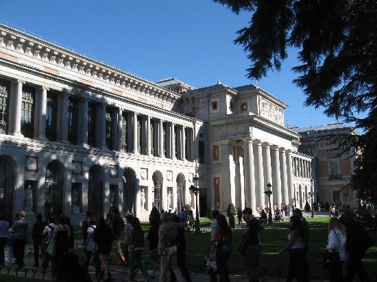 มาดริด, สเปน: el prado museum, great!!!