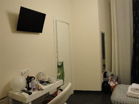 Deko Rome: twin room