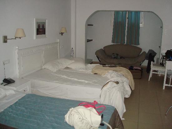 Hotel Carbonaki: Camera tripla