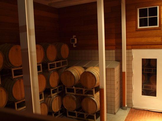 Jonathan Edwards Winery: wine