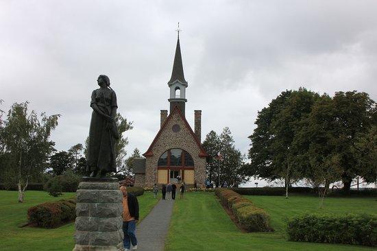 Grand Pre, Kanada: Die Sehenswürdigkeit