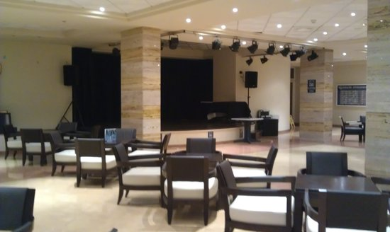 AluaSun Torrenova: the stage