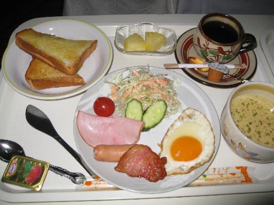 Hotel Harbor: 朝食(洋食)