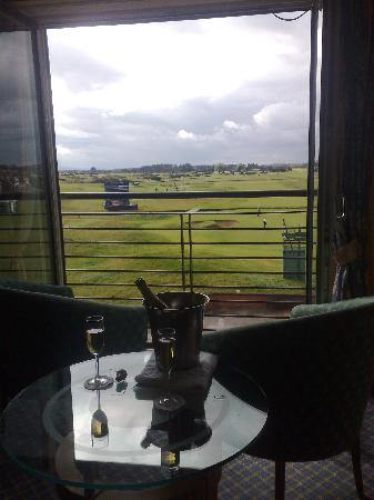 Carnoustie Golf Course Hotel: Room View