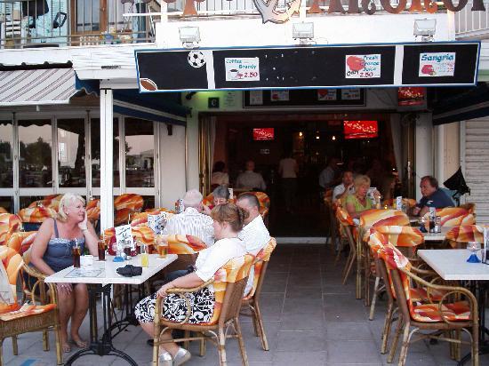 Cala Bona, สเปน: The Anchour