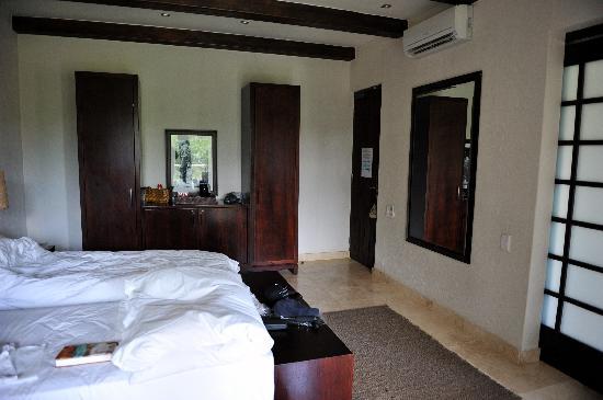 Kapama River Lodge: the room