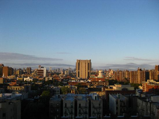 The Harlem YMCA: View from 10th floor