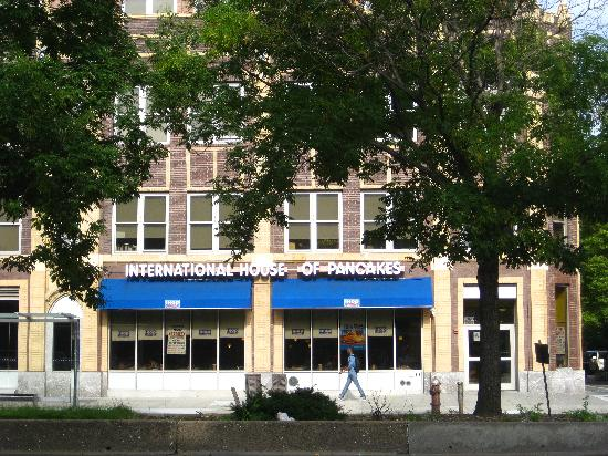 The Harlem YMCA: IHOP Harlem