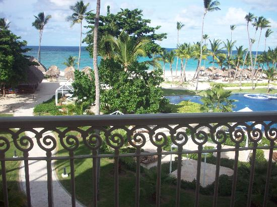 Iberostar Grand Bavaro: view from our balcony