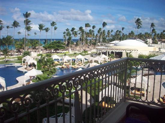 Iberostar Grand Bavaro: another view from our balcony