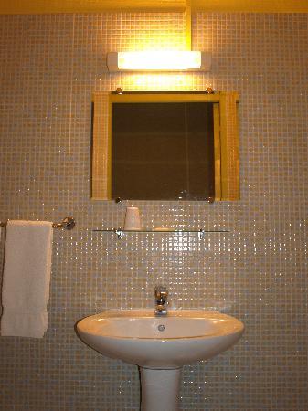 Hotel Francais: Salle de bain