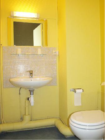 Hotel Francais : Salle de bain