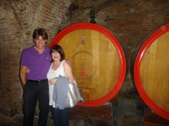 Italy Rome Tour: Tuscany