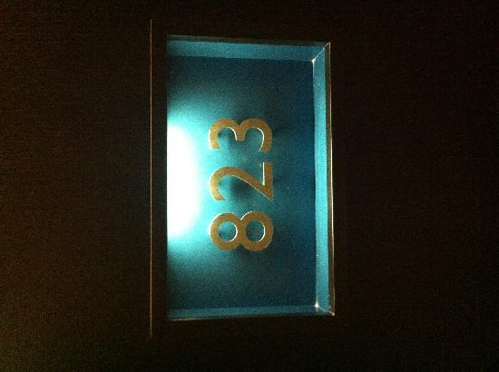 W Doha Hotel & Residences: My Spectacular Room Sign