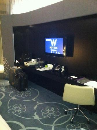 W Doha Hotel & Residences: Spectacular Room