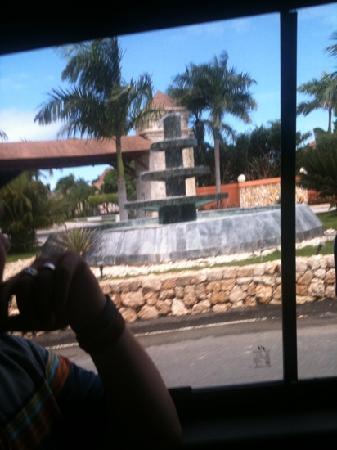 Excellence Punta Cana: entrance
