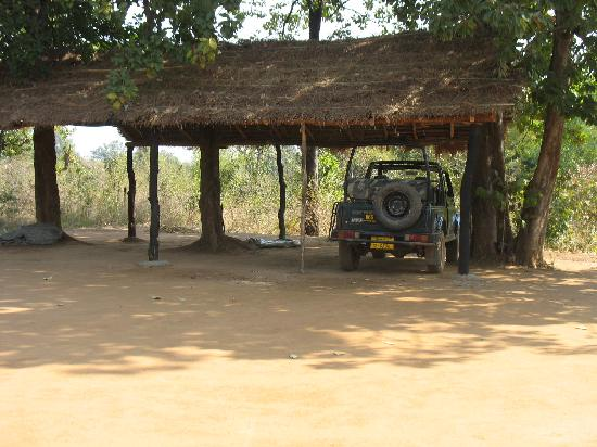Pugdundee Safaris Tree House Hideaway: Safari Jeep