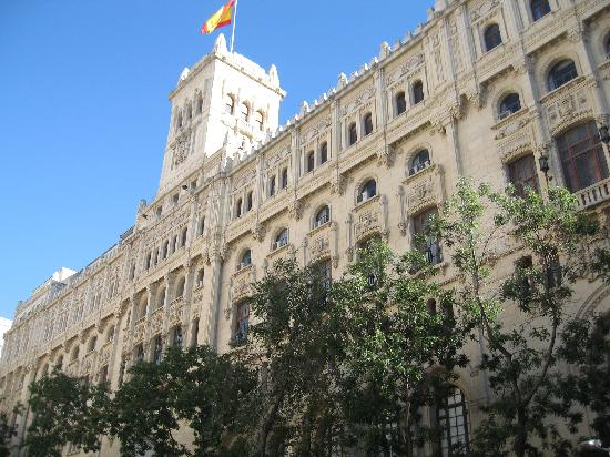 มาดริด, สเปน: army headquarter spain