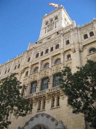 มาดริด, สเปน: spains army headquarter
