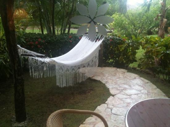 Excellence Punta Cana: garden
