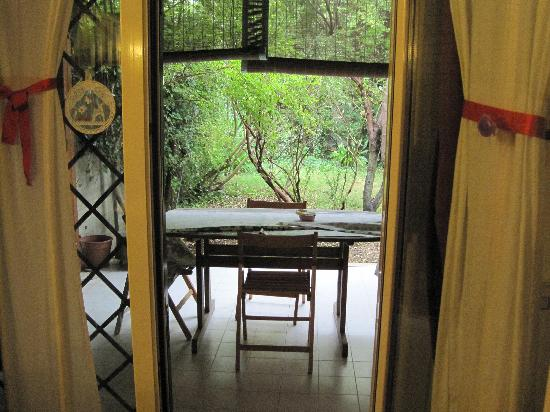 Il Pavone Bed & Breakfast: breakfast area