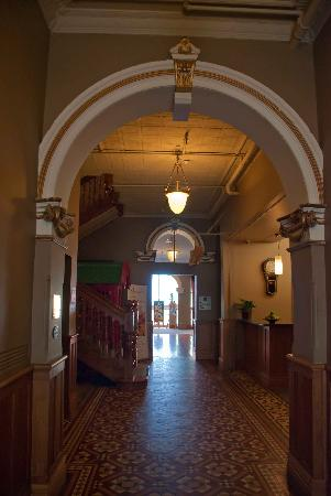 Comfort Hotel Wellington: Lobby