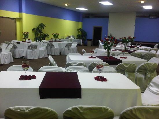 Days Inn St. Louis - Lindbergh Boulevard: Our small multi purpose room