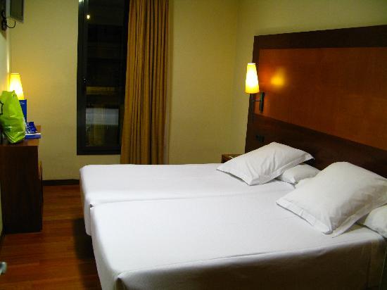 โรงแรมเดลคอมเต: Our room