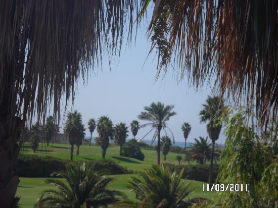 Playaballena Spa Hotel: vistas desde una de las habitaciones