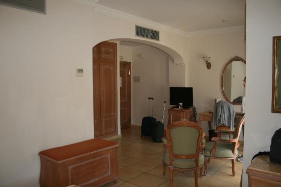 Gran Hotel Benahavís: Habitacion