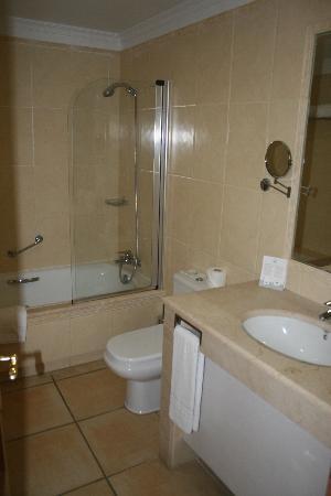 Gran Hotel Benahavís: Baño