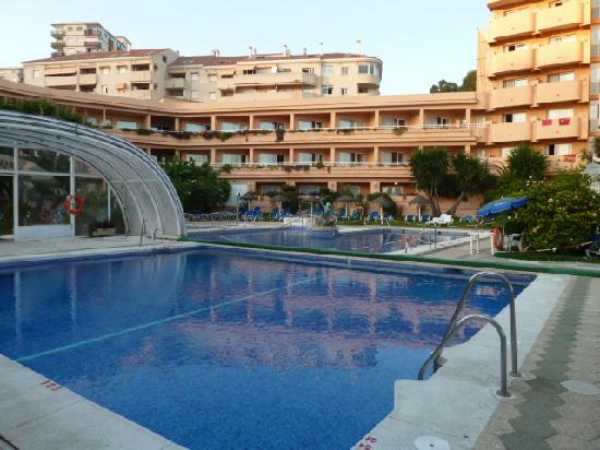 Palia La Roca Hotel-Club: another pool