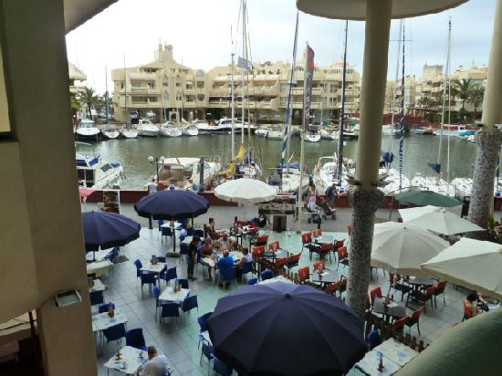 Palia La Roca Hotel-Club: marina