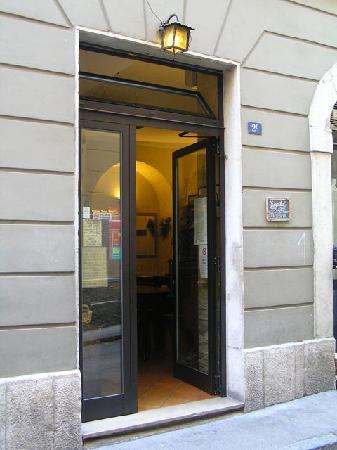 Ariamarina : Tavernetta di Sara & Diego in der Via Madonna del Mare 2