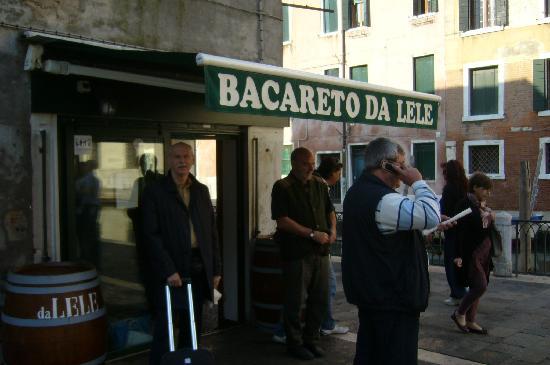 Bacareto Da Lele: Ready to eat!!!
