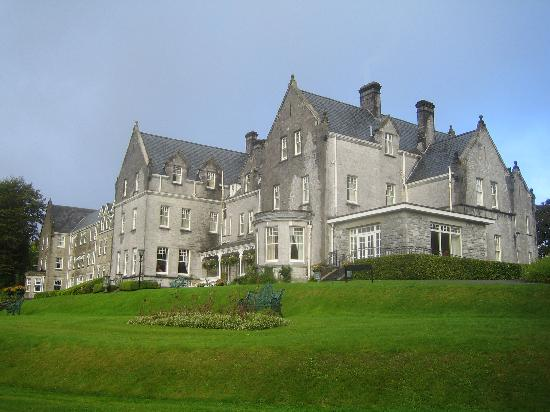 Park Hotel Kenmare: Country feel but actually right in town