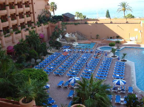 Almunecar Playa Spa Hotel: Las vistas son buenas