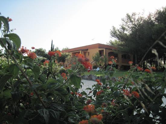 Sole del Mediterraneo: vista camere