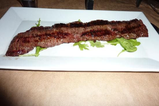 Buenos Aires Grill: 10 oz Entrana skirt steak