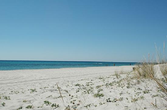 Residence Abitare in Vacanza: Spiaggia la Caletta