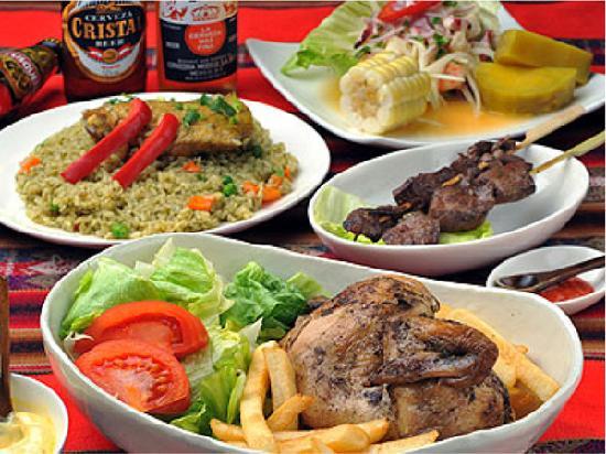 ペルー料理レストランmiski