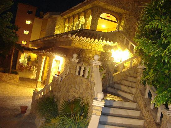 Playabonita Hotel: Entrada