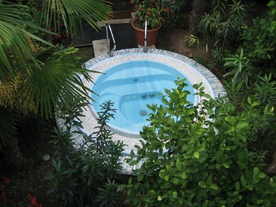 Hotel Alexander: whirlpool