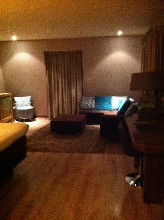 Augusta Hotel: Room 17 - Luxury Double