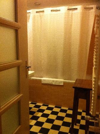 Augusta Hotel: Rm 17 - Luxury double - en suite